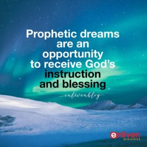 What to do with a prophetic dream