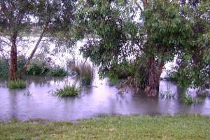 Berwick Springs Flooding