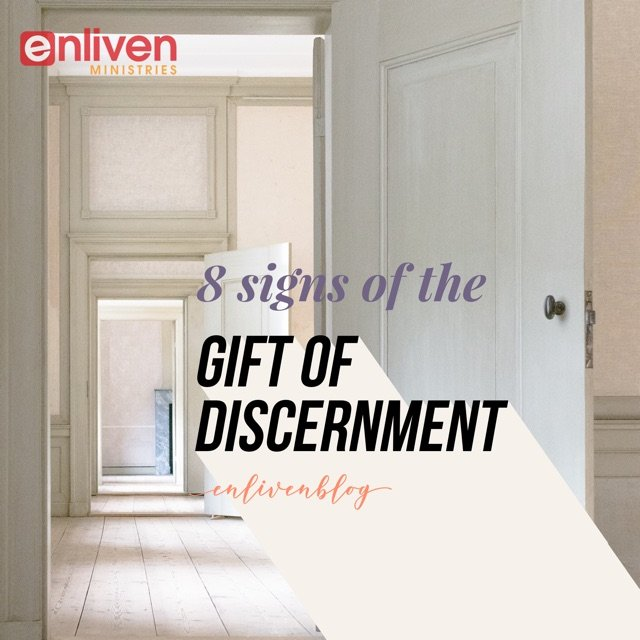 8 Signs of the Gift of Discernment