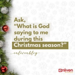 Prophetic Lessons from Christmas Advent