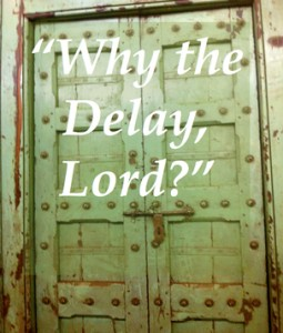 Why the Delay, Lord