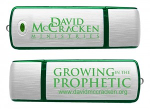Growing in the Prophetic USB
