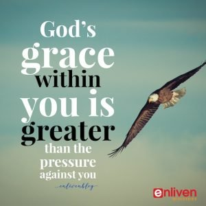 God's Grace in Spiritual Warfare
