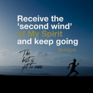 Prophetic Word: Receive a Second Wind