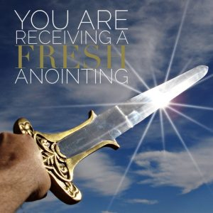 spiritual warfare fresh anointing