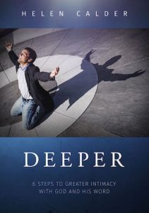 Deeper, by Helen Calder book cover