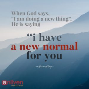 Prophetic Word, A New Normal
