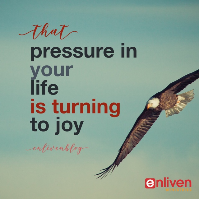 """Prophetic Word: That """"Pressing"""" is Turning into Joy"""