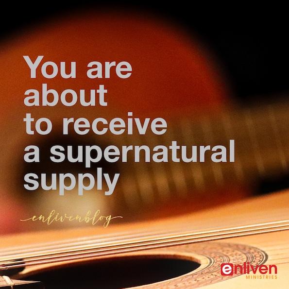 Prophetic Word, Fresh Bread, New Sound
