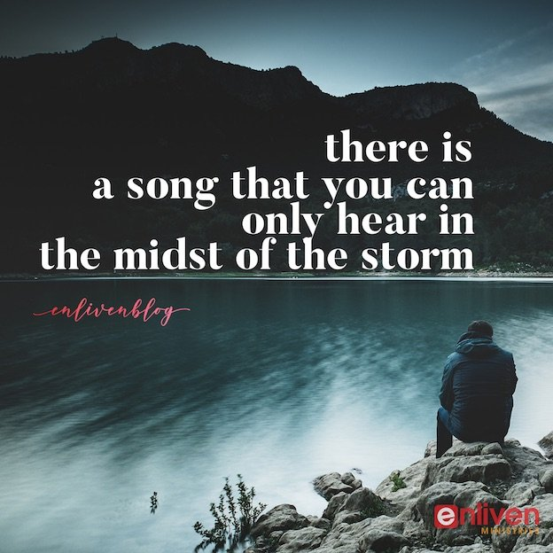Song and Miracle in the Storm