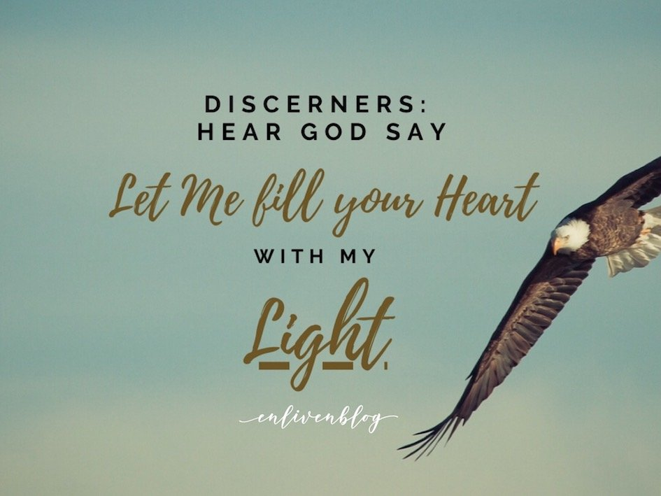 Eagle flying, Discerners, God is healing your perspective